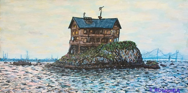 House On The Sea - Image 0