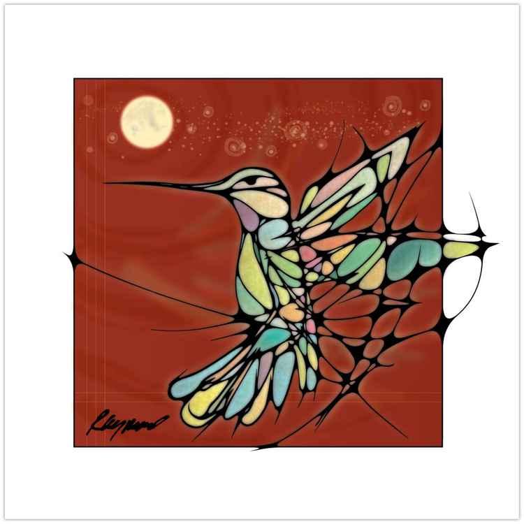 Hummingbird III -