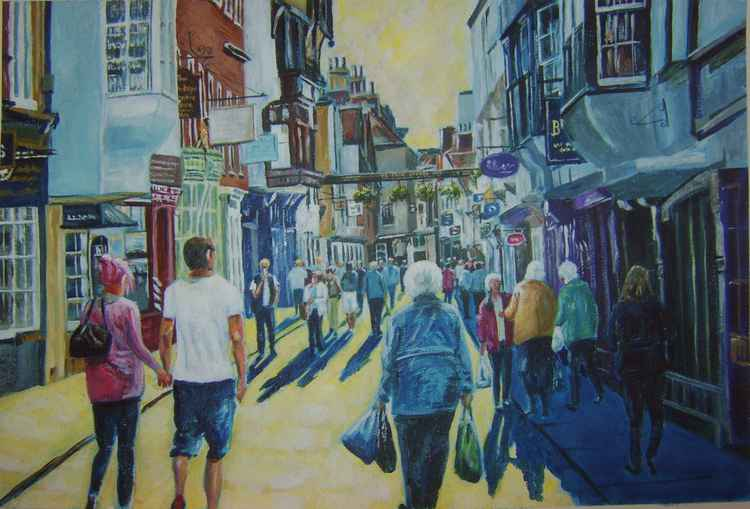 Stonegate - York -