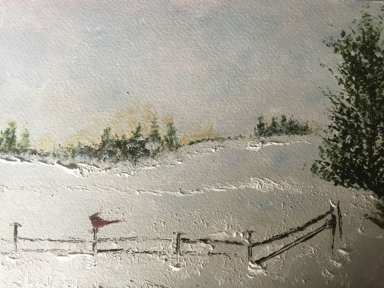 Snowy Lookout - Image 0