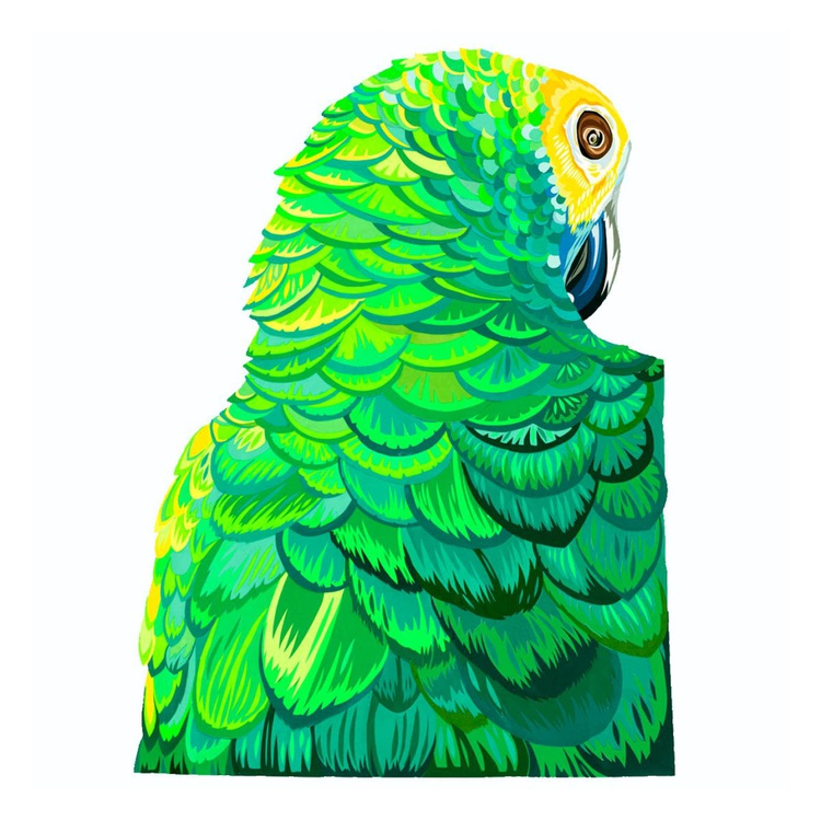 Sultry Parrot - Image 0