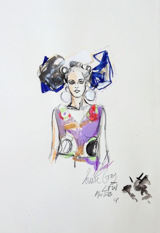 Louise Gray - Image 0