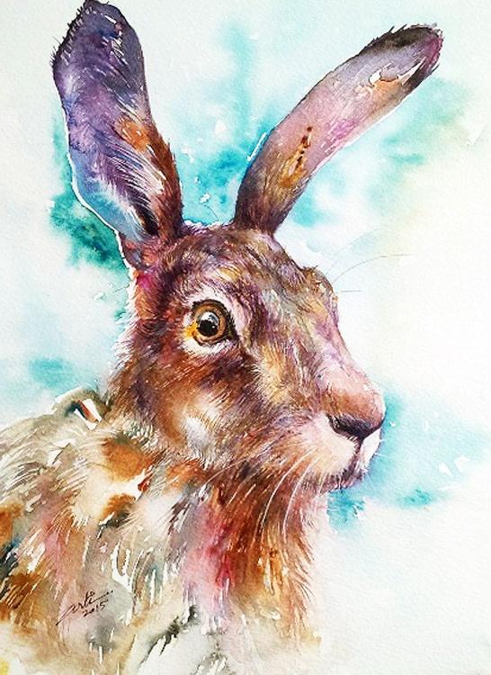 Plum Hare - Image 0