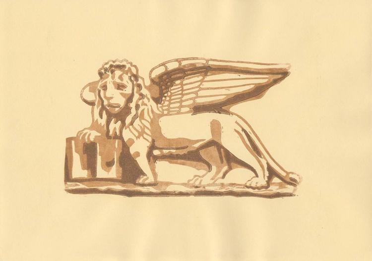 Lion of Saint Mark - Image 0