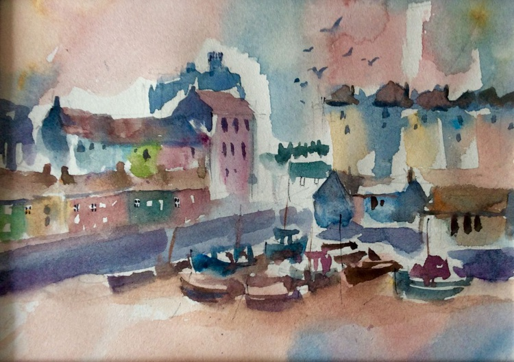 Tenby Harbour - Image 0