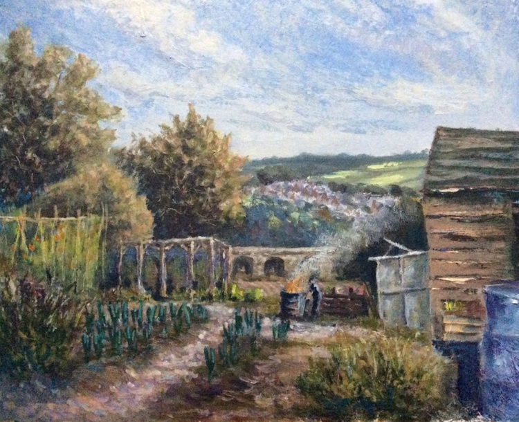 Allotment to the viaduct - Image 0