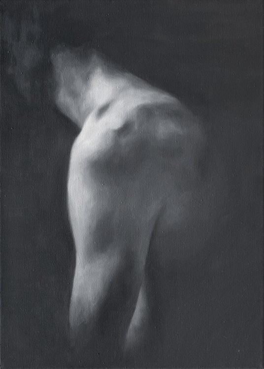 black & white torso - Image 0