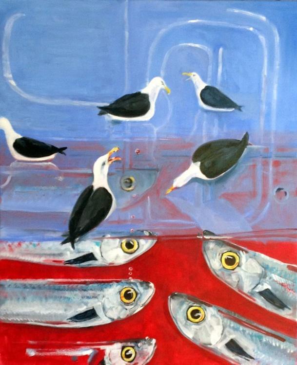 Gills & Gulls - Image 0