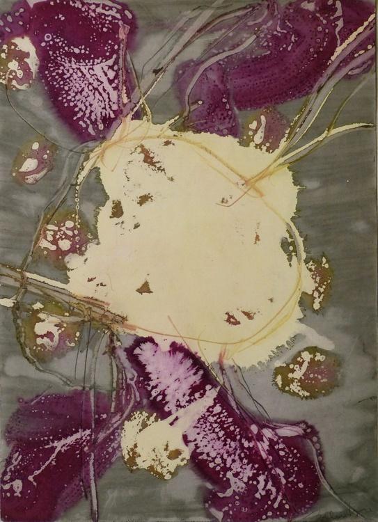 Ink on Paper #289, 42x58 cm - Image 0