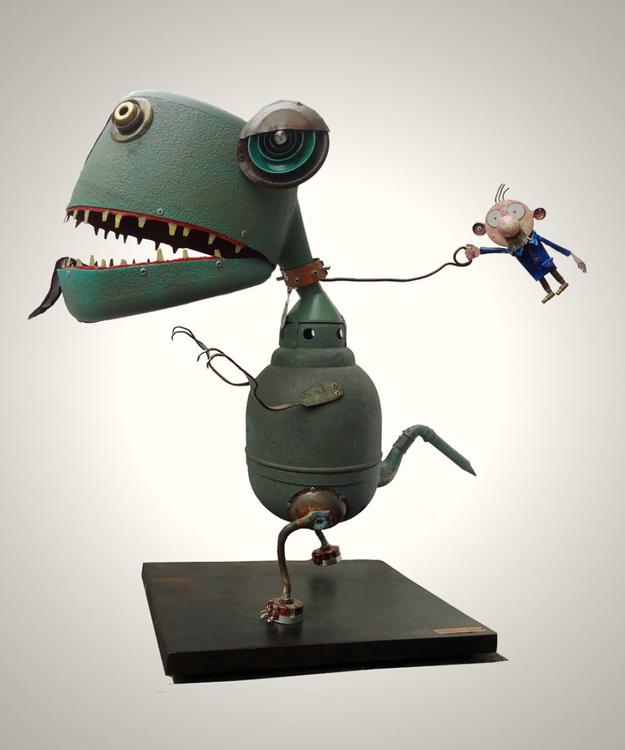 Walkies, Rex! - Image 0