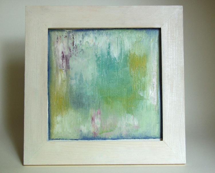 Peint Tendre - 20 x 20 cm - Image 0