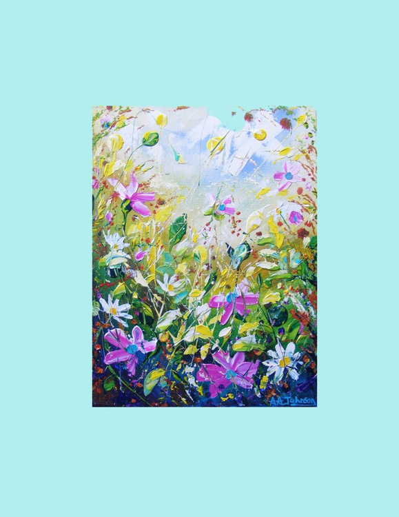 "Wild flowers - ""Soul Space"" - Image 0"