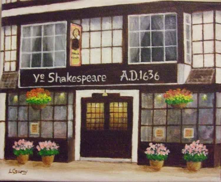 Ye Shakespeare Pub