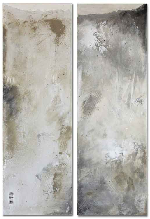 Concrete Dreams (Diptych)