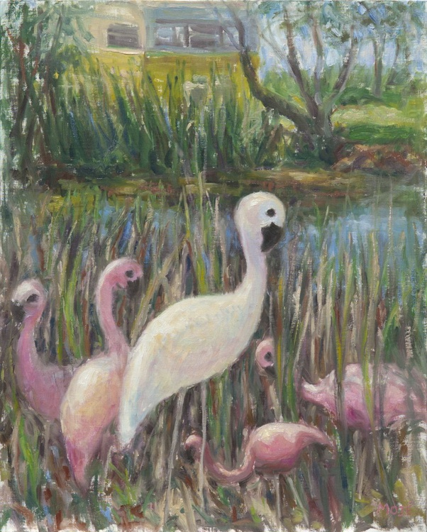 The White Flamingo - Image 0