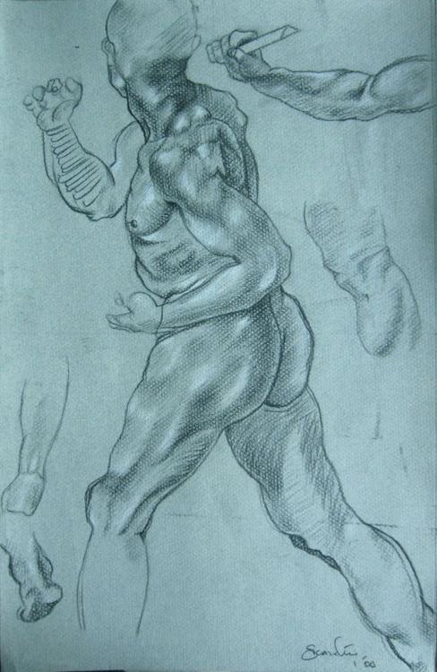 Michelangelo Study - Image 0