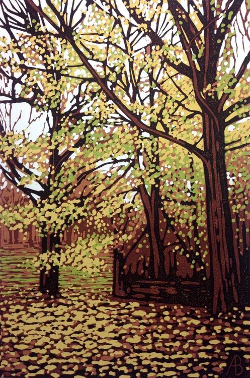 Trees Turn Yellow - Image 0