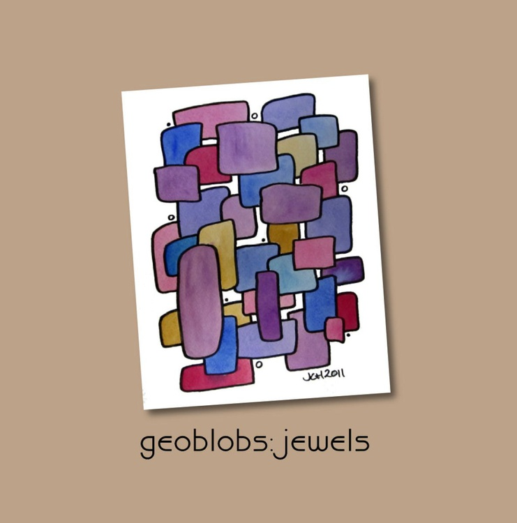 Geoblobs: Jewels - Image 0
