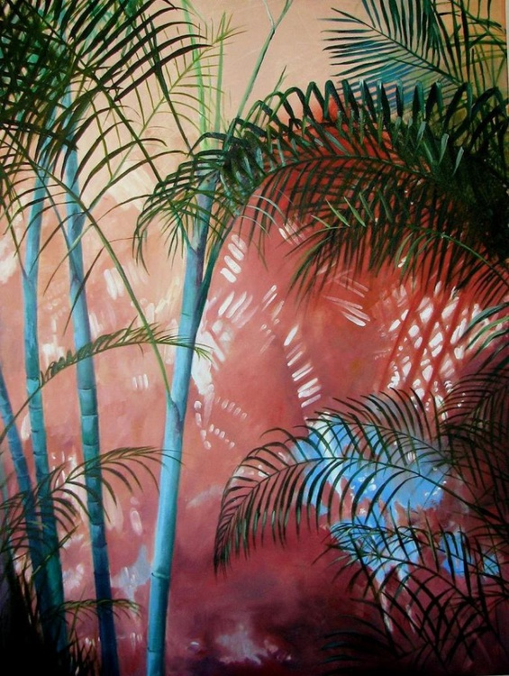 PALMS AND SHADOWS - Image 0