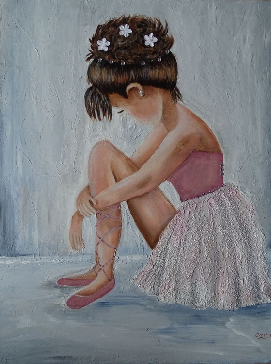 The young dancer - Image 0