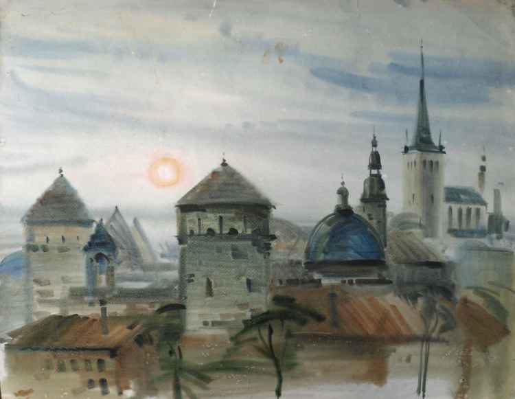 Old Tallinn -