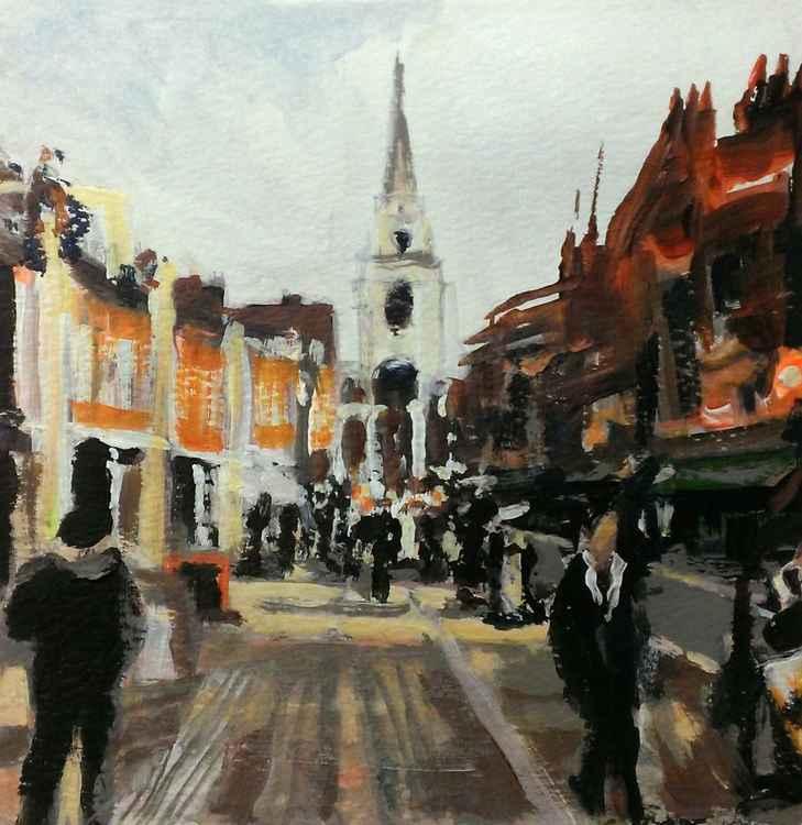 Spitalfields No.2 -