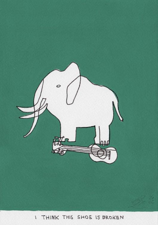 The Mistaken Elephant - Image 0