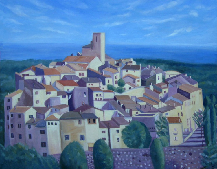 The Village on the Hill - Image 0