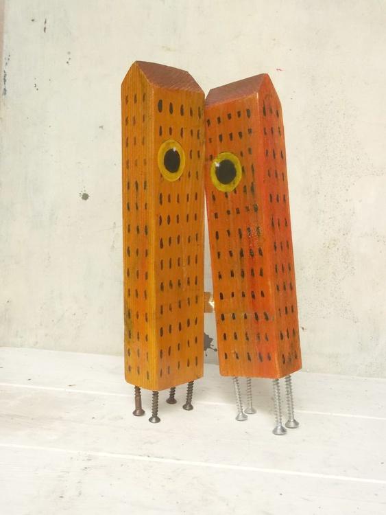 Monolocali biculi - giraffes - Image 0