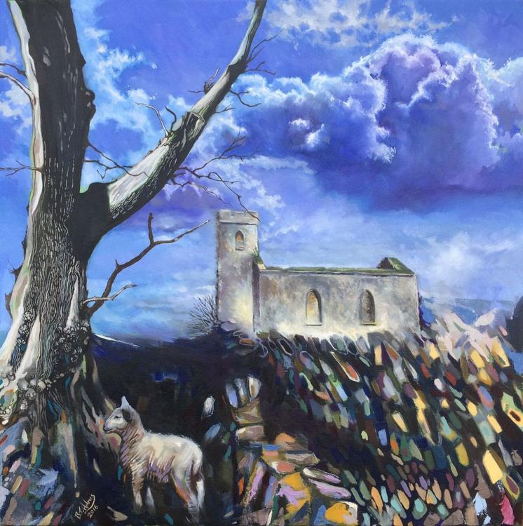 Old Church at Straid - Image 0