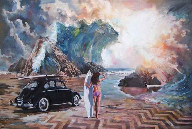 A good wave -