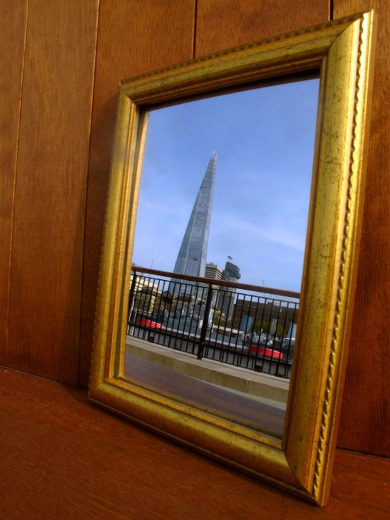 """FRAME IT!!!! NO:7 THE SHARD (LIMITED EDITION 1/200) 12"""" X 8"""" - Image 0"""