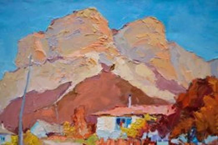 "Mountain Village ""Crimea"" - Image 0"