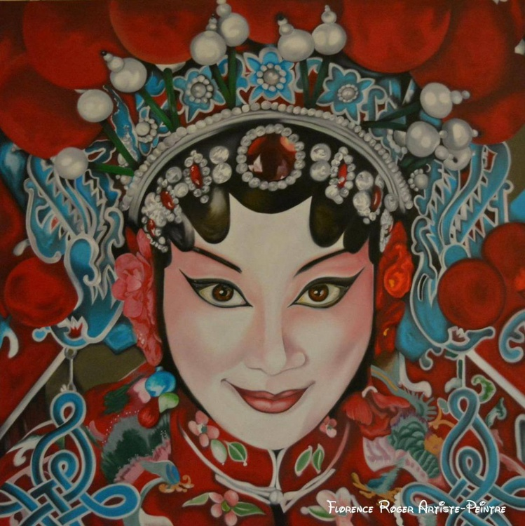 The Face of Beijing Opera - Image 0