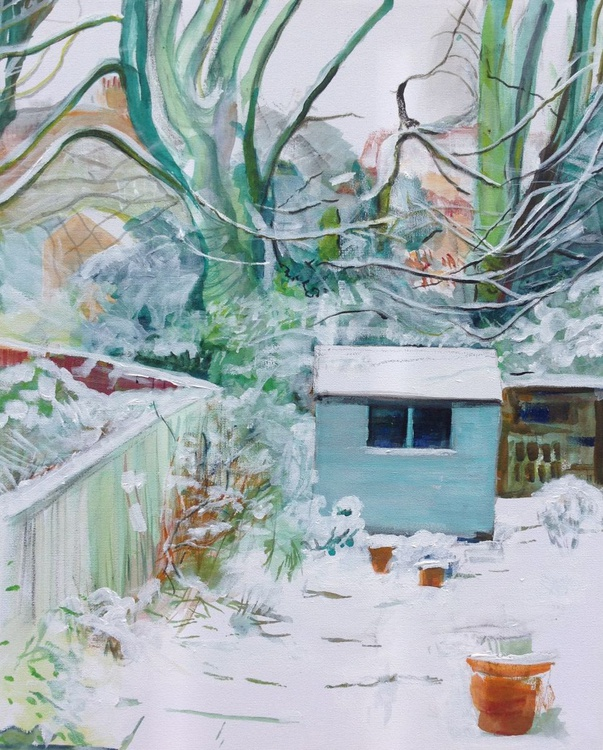 Winter Shed - Image 0