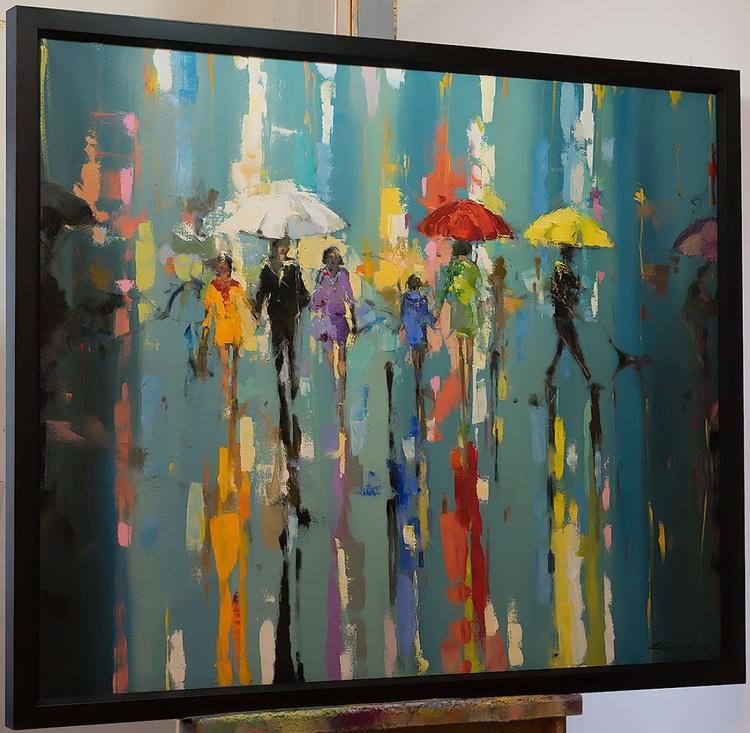 'Under White Umbrella II' - Image 0