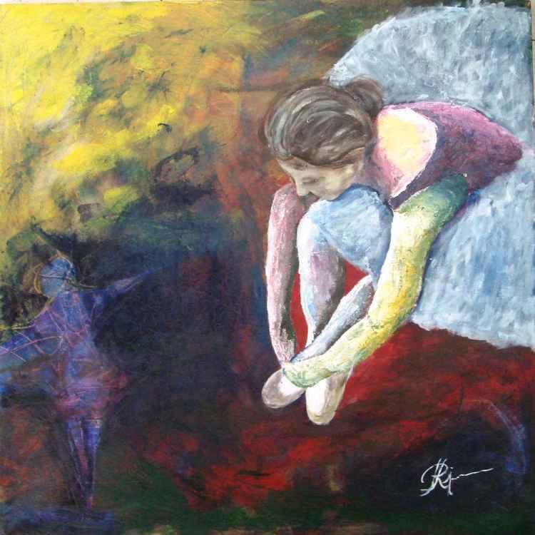 Ballet Dancer II -