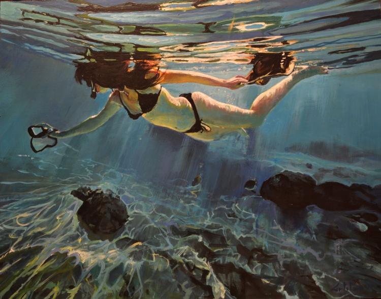 Diving in the Ocean ll - Image 0