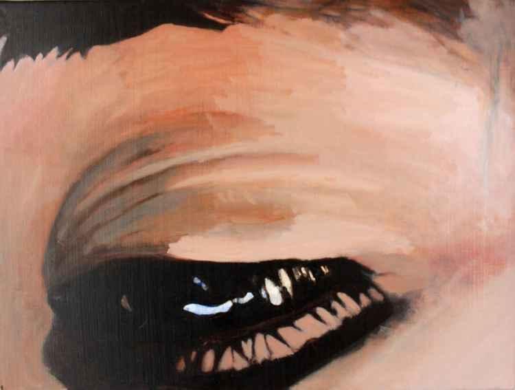 eye -