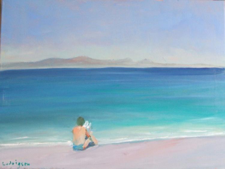 Livadia Beach, Tilos, Greece - Image 0