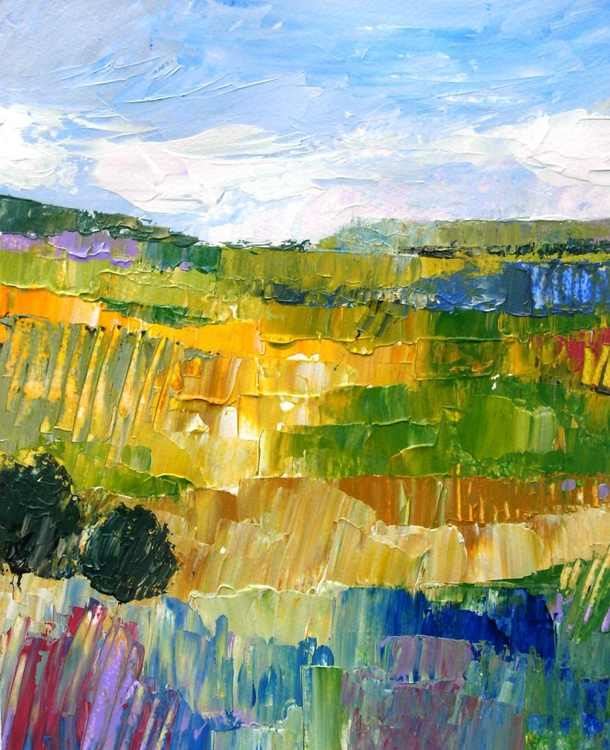 Abstract Landscape 2 - Image 0