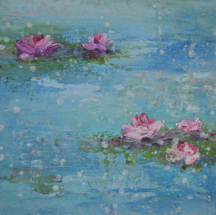 water lilies 2 - Image 0