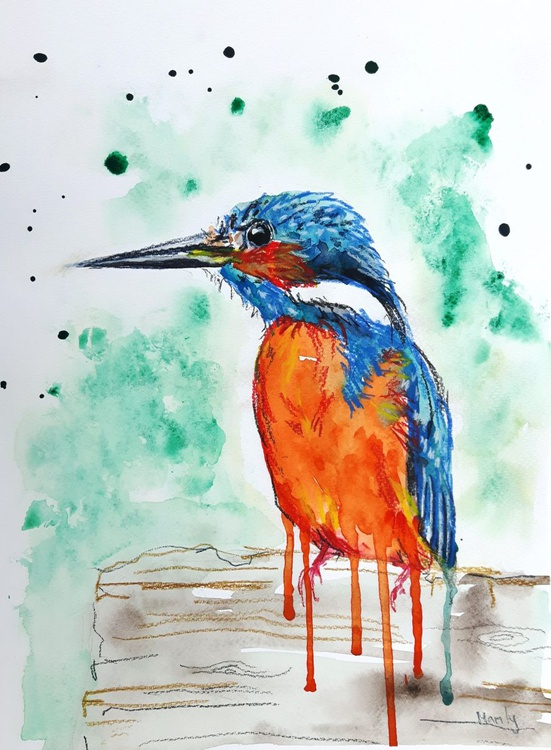 """Kingfisher"" - Image 0"