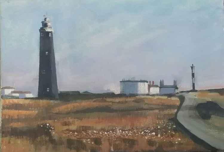 Lighthouses, Dungeness, Kent