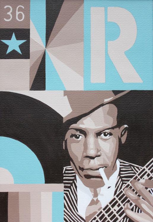 Phonograph Blues, a portrait of Robert Johnson - Image 0
