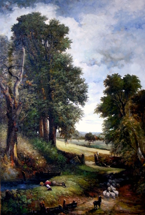 OP-001 The Shepherd and the Forest - Image 0