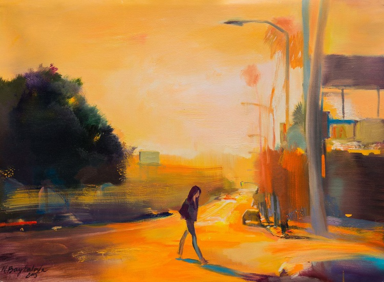 """""""Walking home"""" - Image 0"""