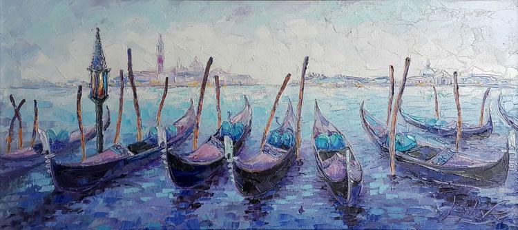 Morning in Venice - Image 0