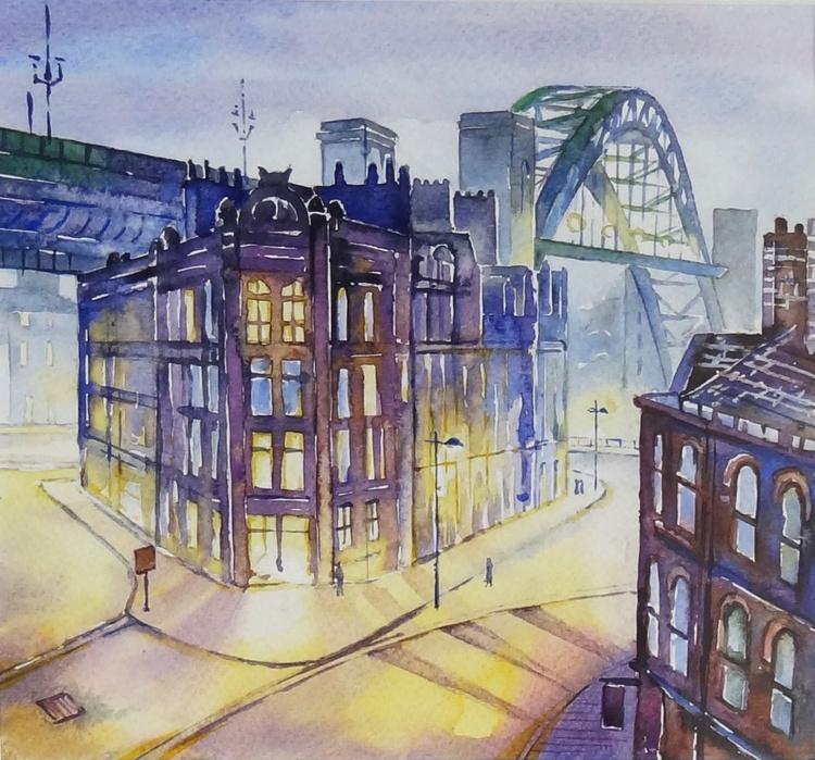Phoenix House \ Tyne Bridge - Image 0
