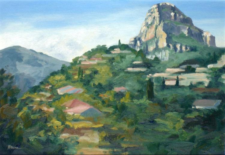 The Baou de St Jeannet, Provence - Image 0